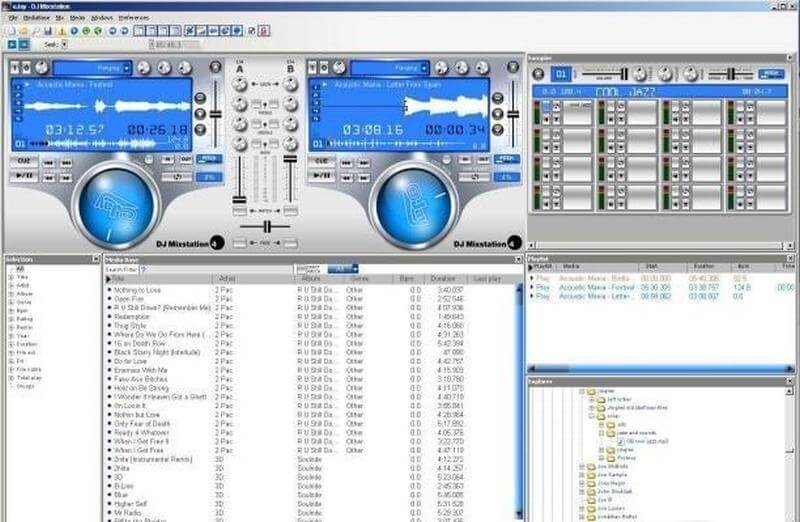 Ejay dj mixstation 4 v1. 01. 0031 win.
