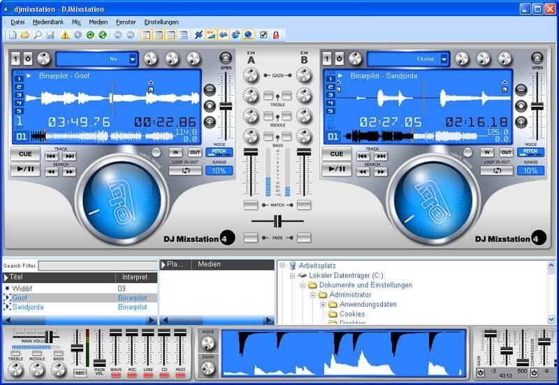 Hell of softwares: ejay dj mixstation 4 reloaded 1. 1. 0. 31 full.