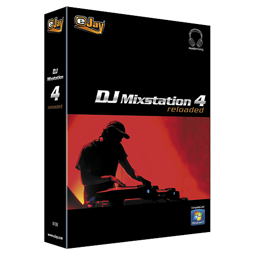Ejay dj mixstation 4 download for free softdeluxe.